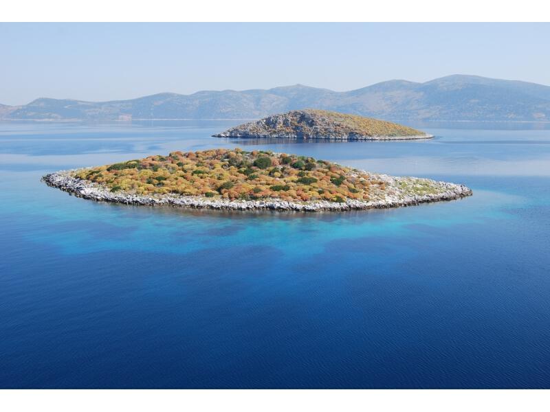 Frauen Segeln: Traumhafte Inseln