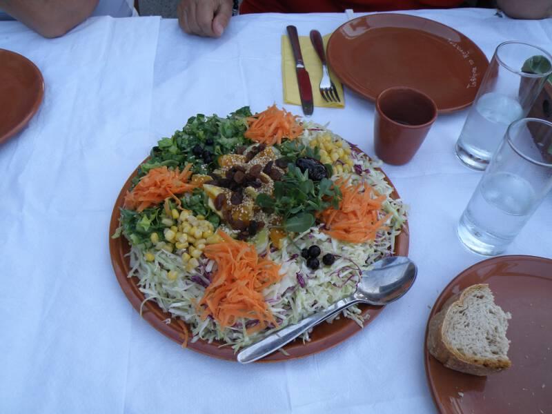 Frauen Segeln: Kulinarische Köstlichkeiten